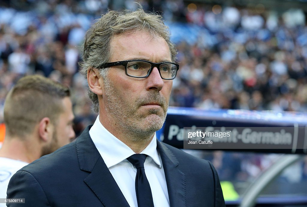 A.J. Auxerre vs Paris Saint-Germain - French Cup Final : News Photo