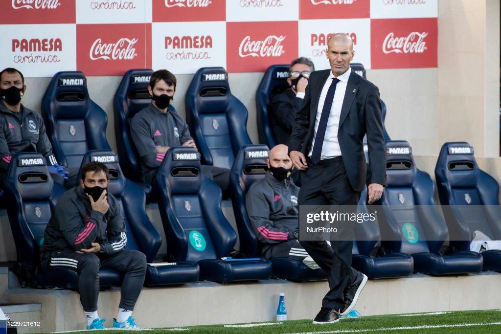 Villarreal CF v Real Madrid - La Liga Santander : News Photo