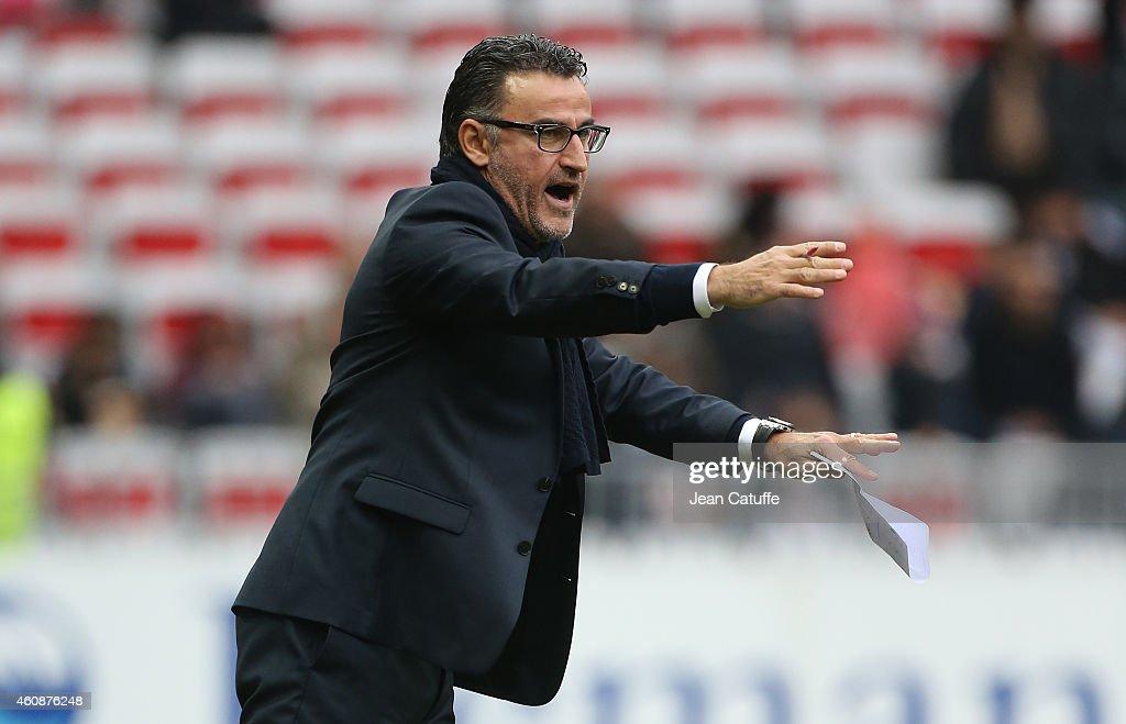 OGC Nice v AS Saint-Etienne - Ligue 1 : News Photo