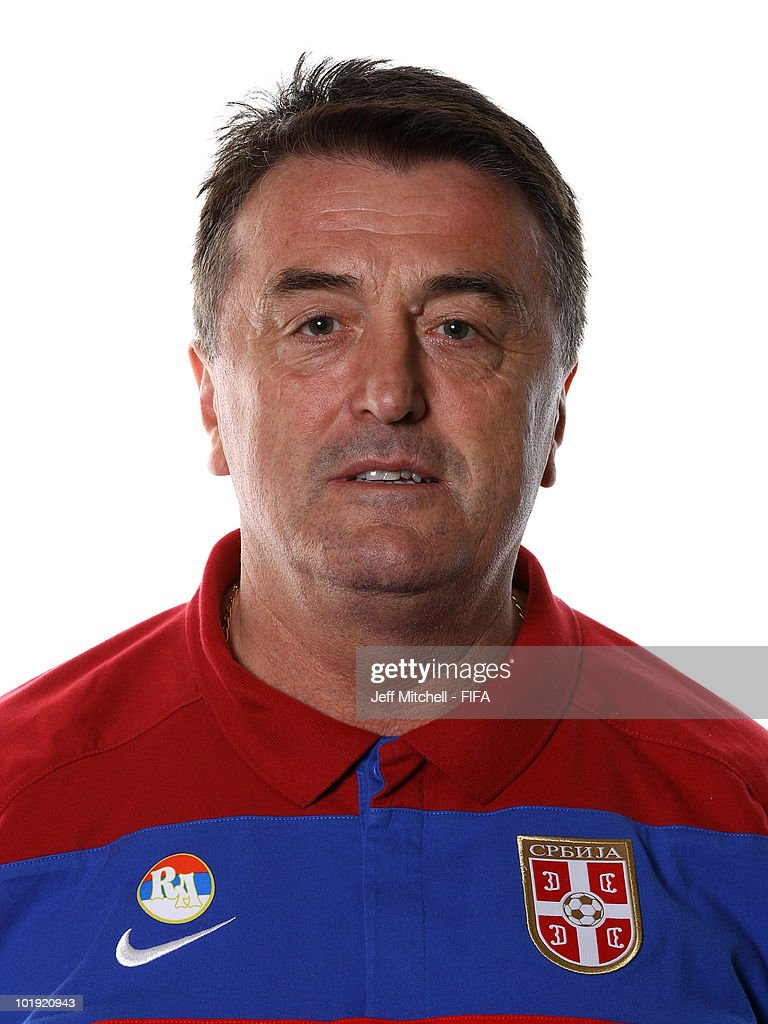 Serbia Portraits - 2010 FIFA World Cup
