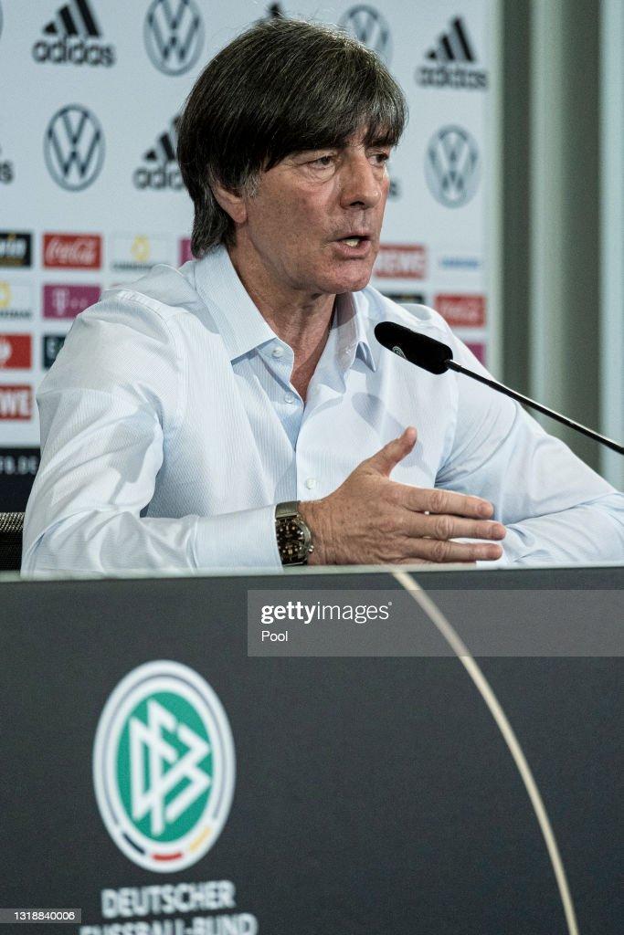 Germany Euro 2020 Squad Announcement : Nachrichtenfoto