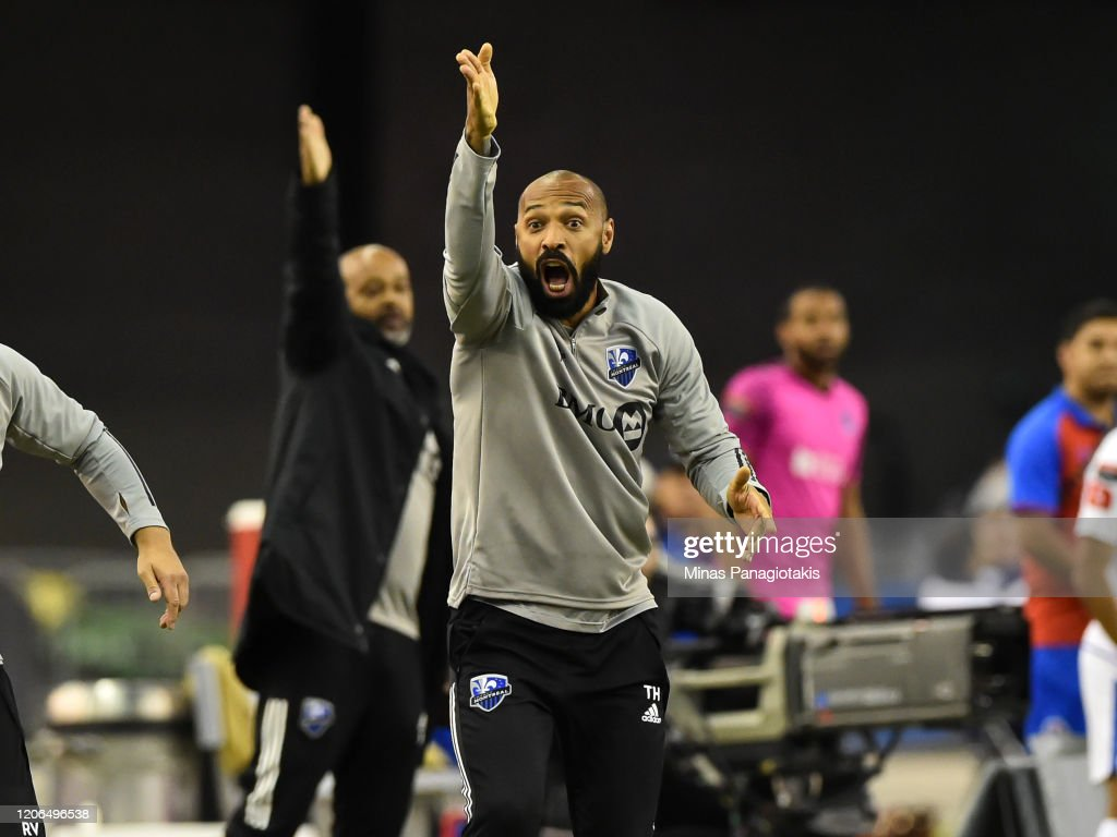 CD Olimpia v Montreal Impact: Quarterfinals - Leg 1 - 2020 CONCACAF Champions League : News Photo