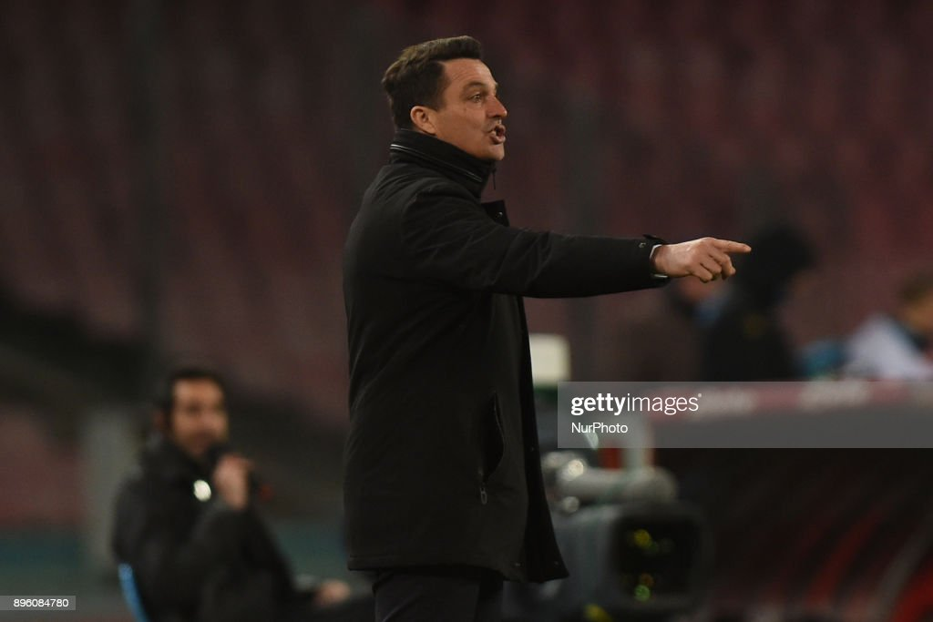 SSC Napoli v Udinese Calcio - Tim Cup 17/18 : News Photo