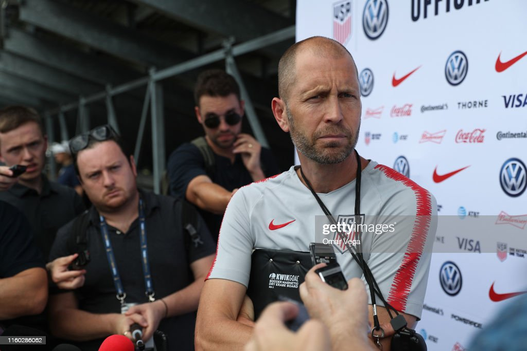 United States Media Day - 2019 CONCACAF Gold Cup : News Photo