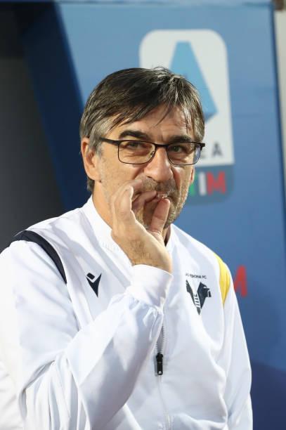 ITA: FC Crotone  v Hellas Verona FC - Serie A