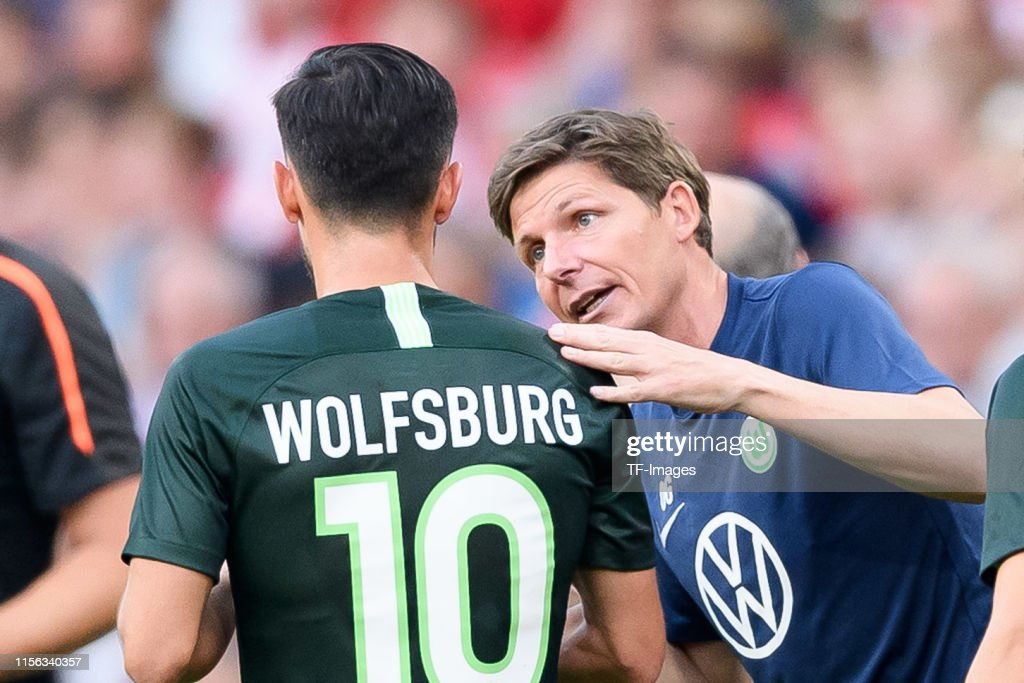 PSV Eindhoven v VfL Wolfsburg - Pre-Season Friendly : News Photo