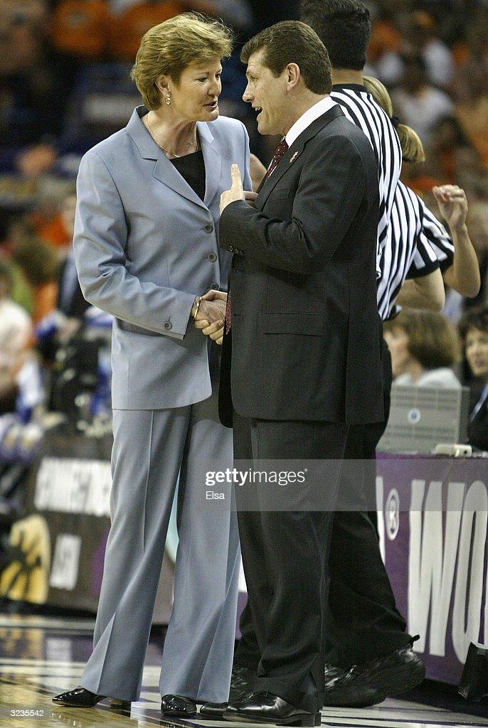 Women's NCAA Championship: Tennessee v UCONN