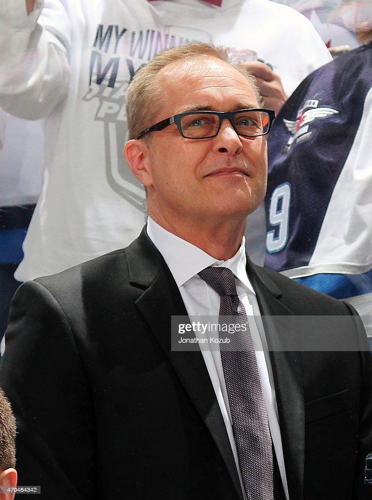 Anaheim Ducks v Winnipeg Jets - Game Three