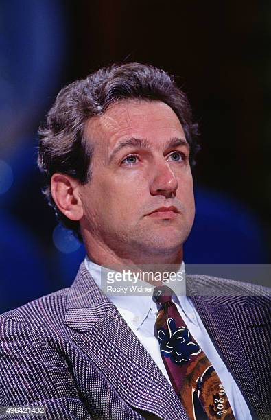 Head Coach Paul Westphal of the Phoenix Suns looks on against the Sacramento Kings circa 1993 at Arco Arena in Sacramento California NOTE TO USER...
