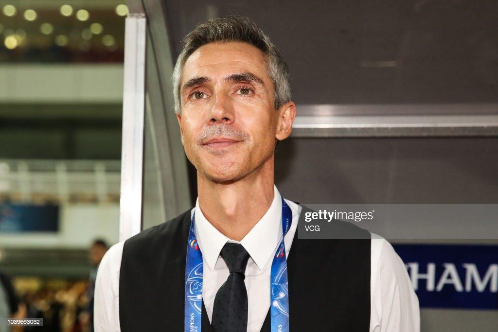 AFC Champions League Quarterfinals - Kashima Antlers v Tianjin Quanjian