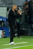 rotterdam netherlands head coach pep guardiola