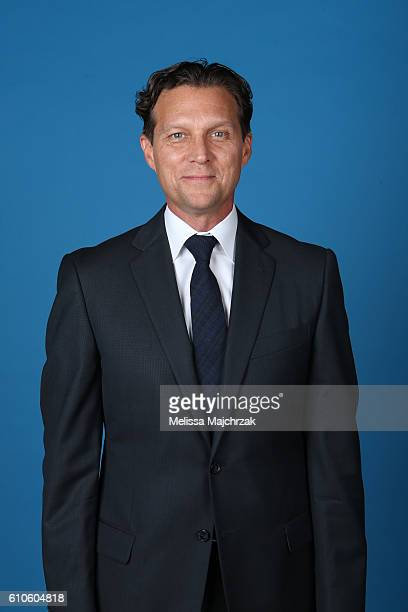 Head Coach Quin Snyder of the Utah Jazz poses for a headshot during 20162017 Utah Jazz Media Day at Zions Bank Basketball Center on September 26 2016...
