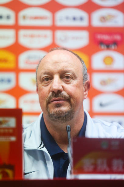 CHN: Dalian Yifang Press Conference And Training Session