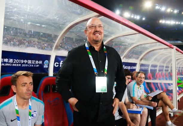 2019 CFA Cup - Dalian Yifang v Shanghai Shenhua