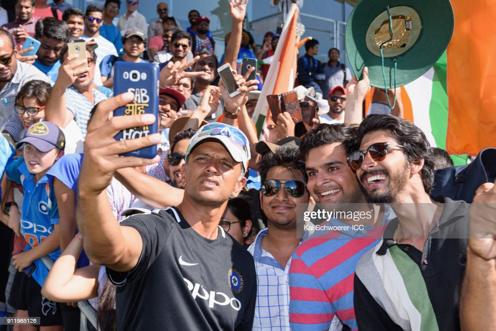 ICC U19 Cricket World Cup - SF2: Pakistan v India