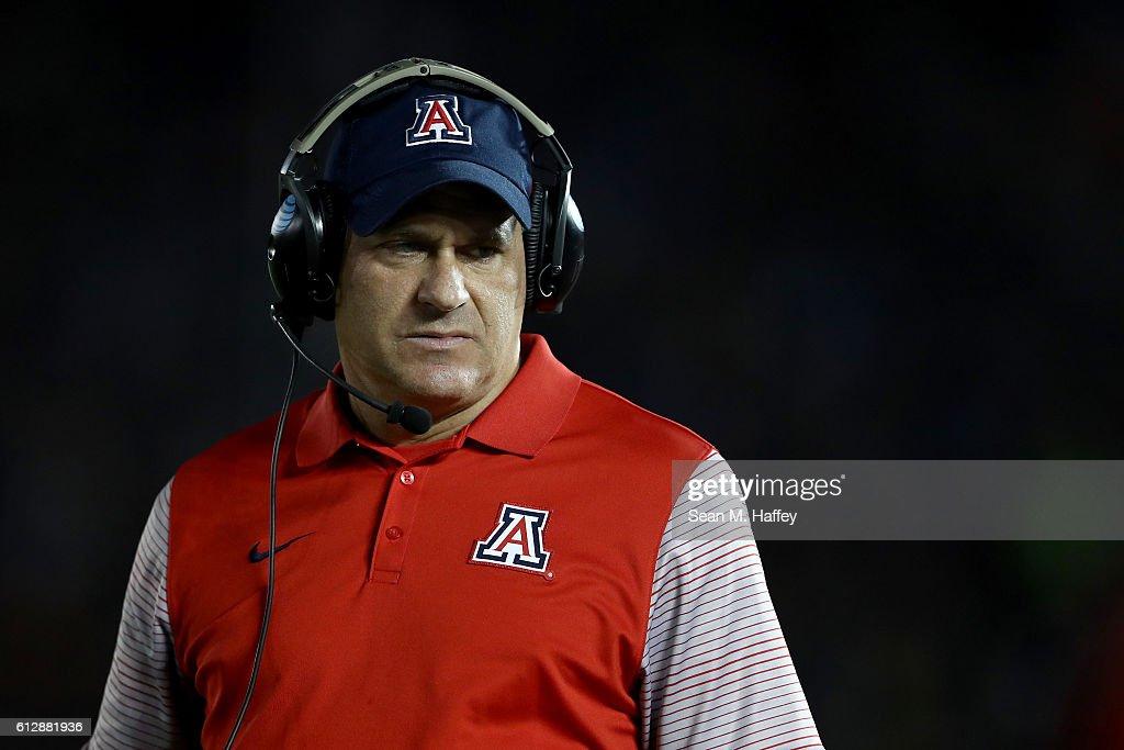 Arizona v UCLA : News Photo