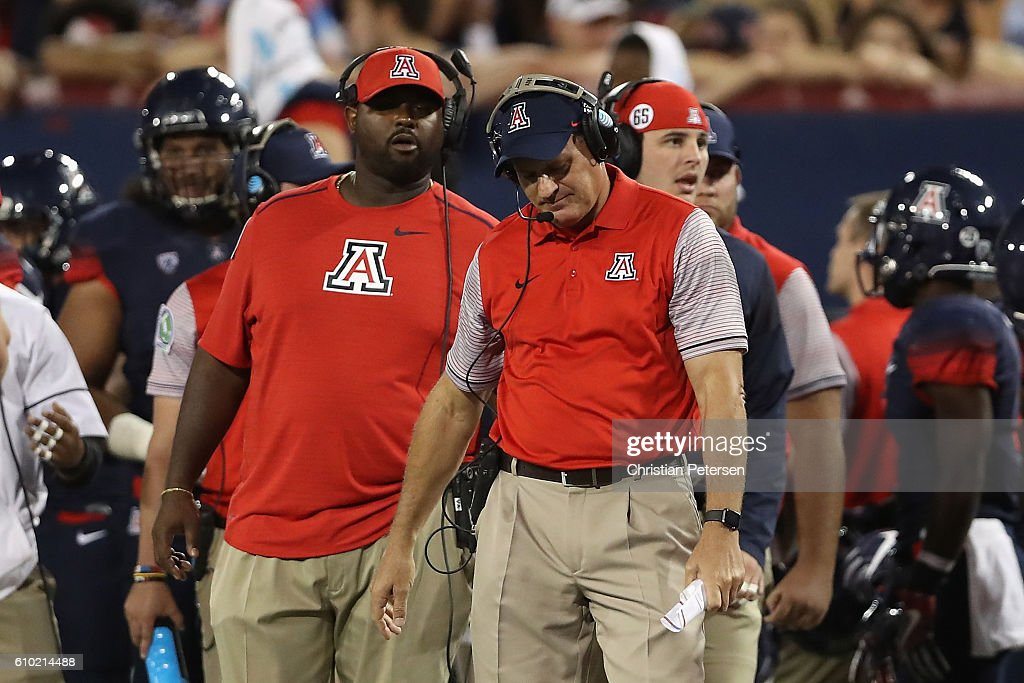 Washington v Arizona : News Photo