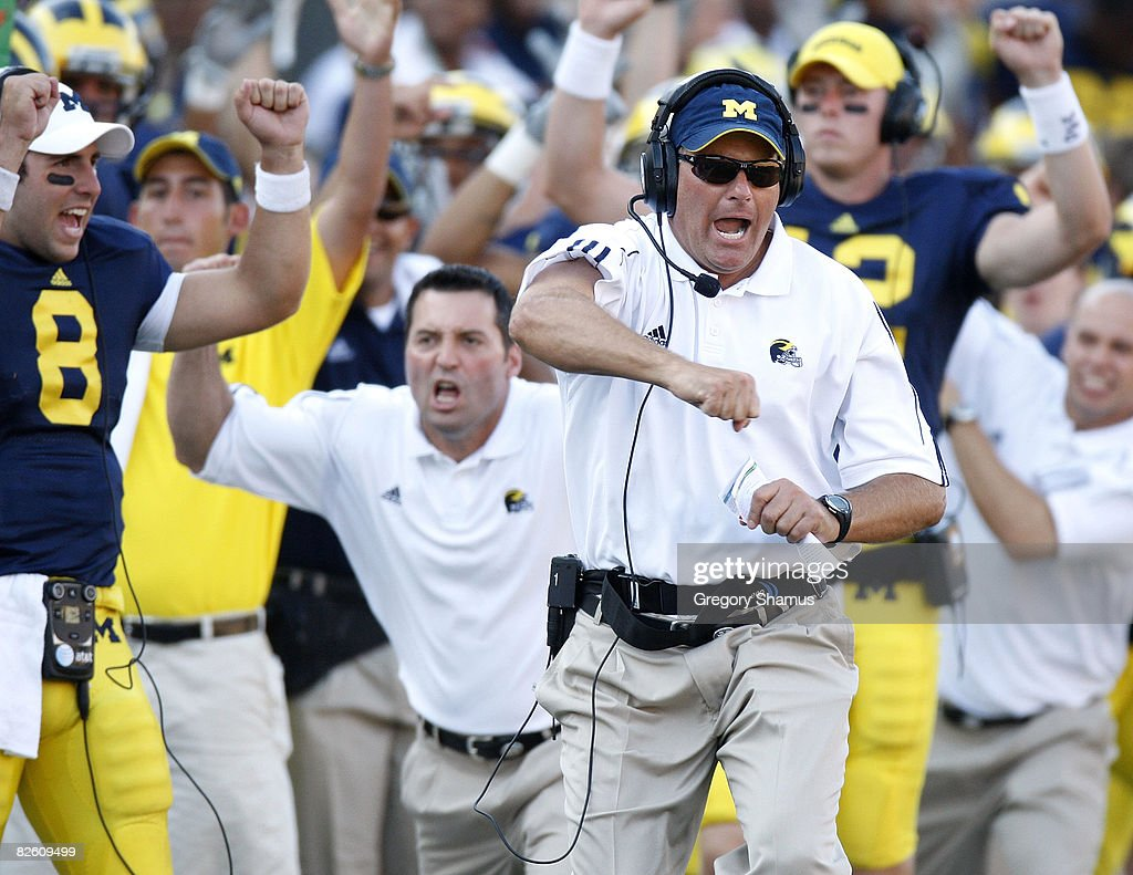 Utah Utes v Michigan Wolverines : News Photo