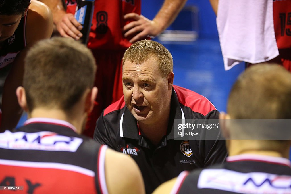 Australian Basketball Challenge : News Photo