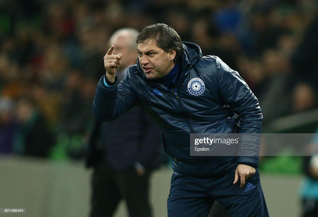 FC Krasnodar Krasnodar v FC Orenburg - Russian Premier League : News Photo