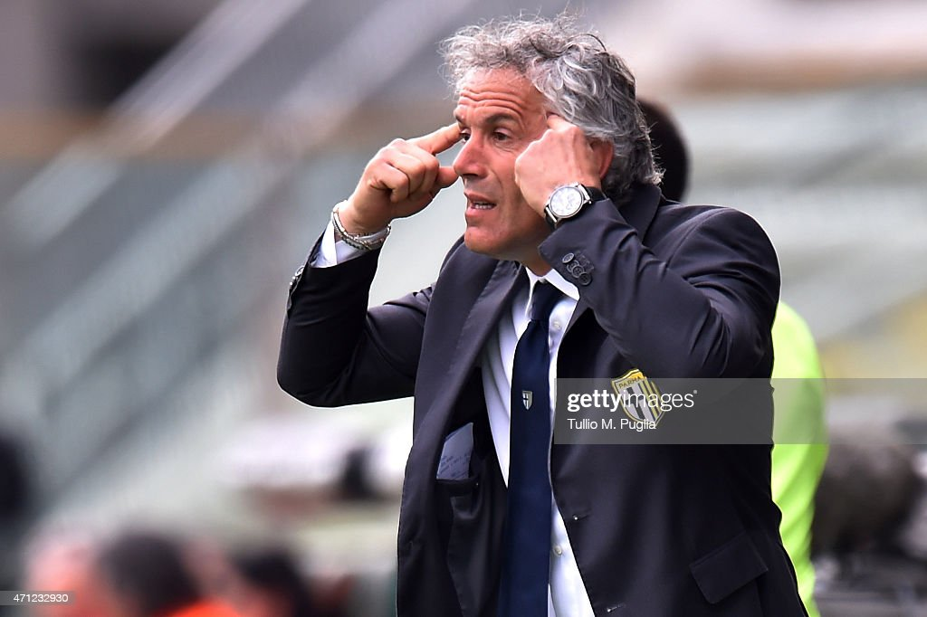 Parma FC v US Citta di Palermo - Serie A : News Photo