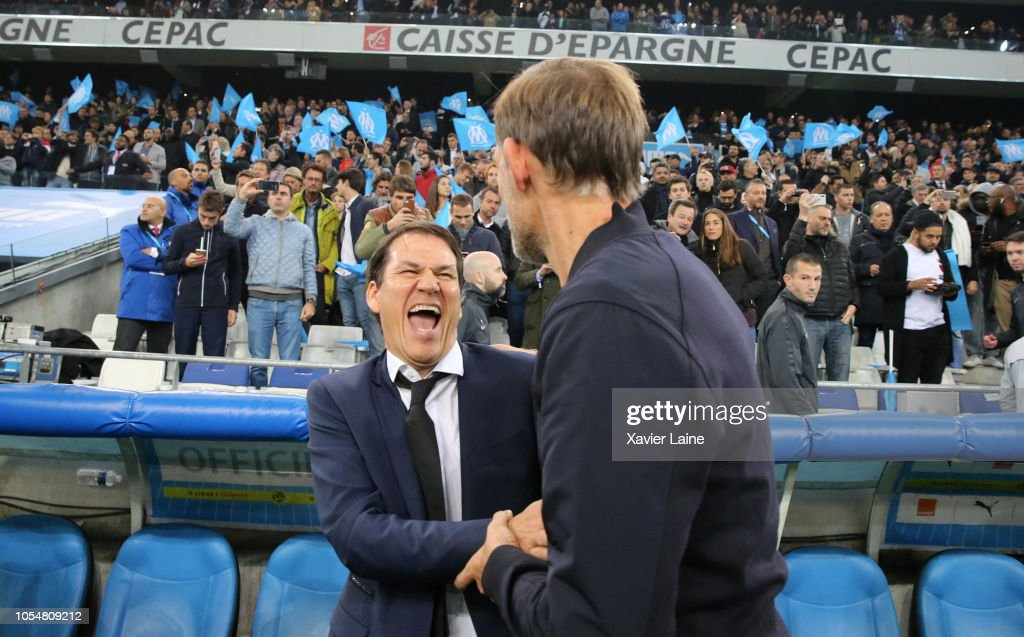 Olympique Marseille v Paris Saint-Germain - Ligue 1 : News Photo
