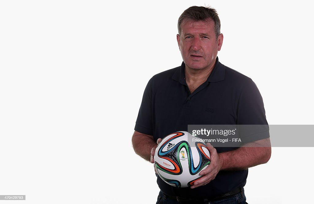 FIFA Team Workshop : News Photo