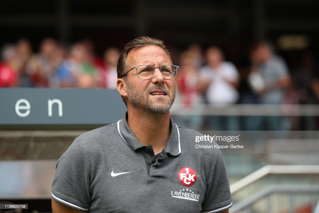 1. FC Kaiserslautern v SpVgg Unterhaching - 3. Liga : News Photo