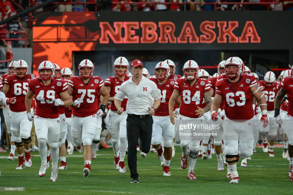 Akron v Nebraska : News Photo