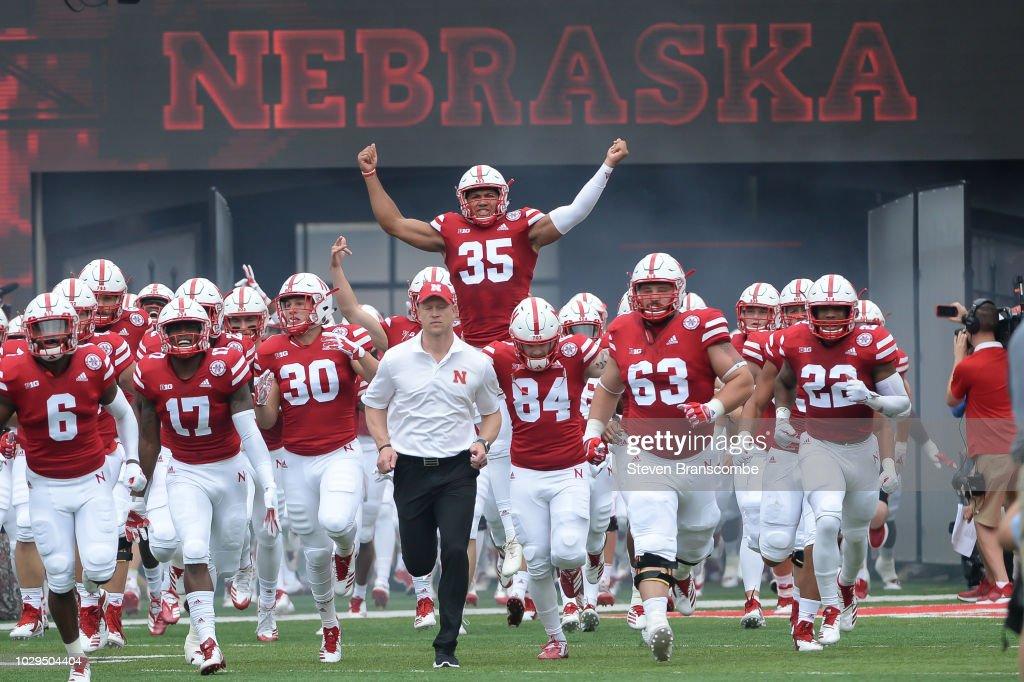Colorado v Nebraska : News Photo