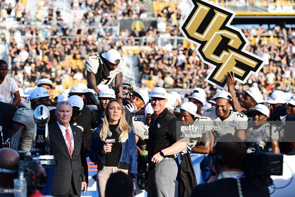 AAC Championship - Memphis v Central Florida : News Photo