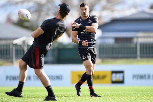 NZL: Crusaders Training Session