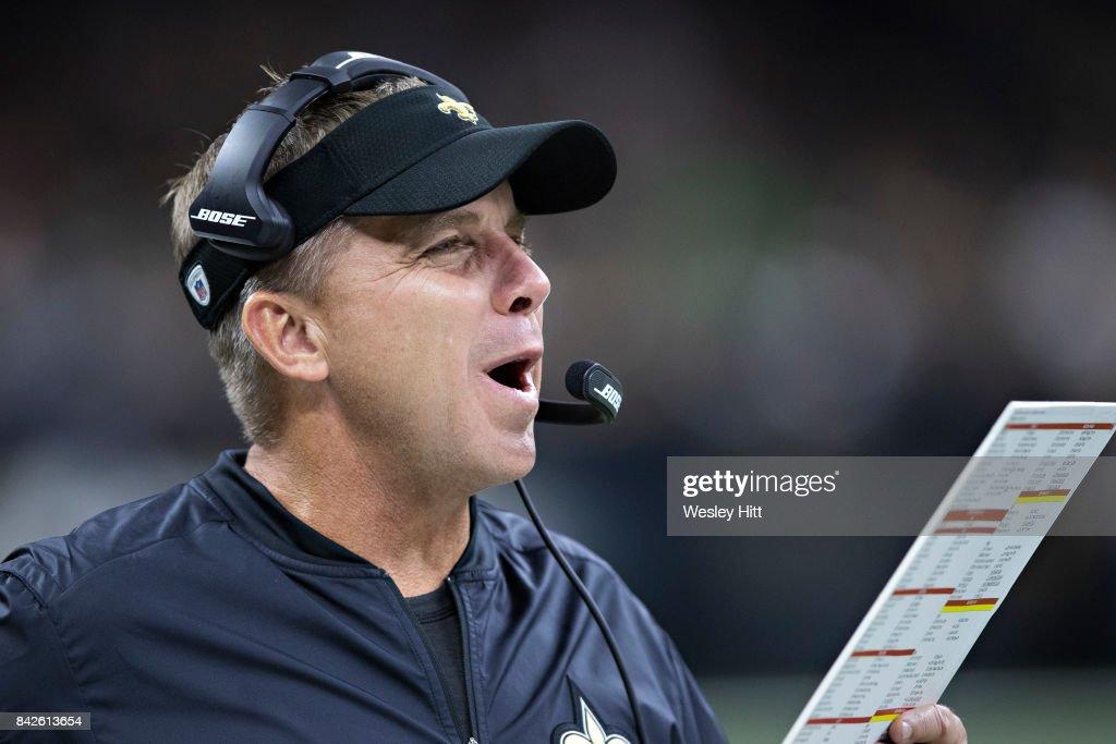 Baltimore Ravens v New Orleans Saints : News Photo