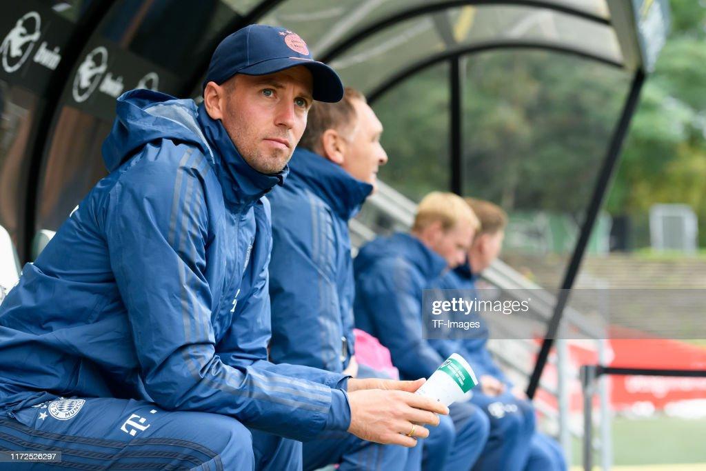 Preussen Muenster v Bayern Muenchen II - 3. Liga : News Photo