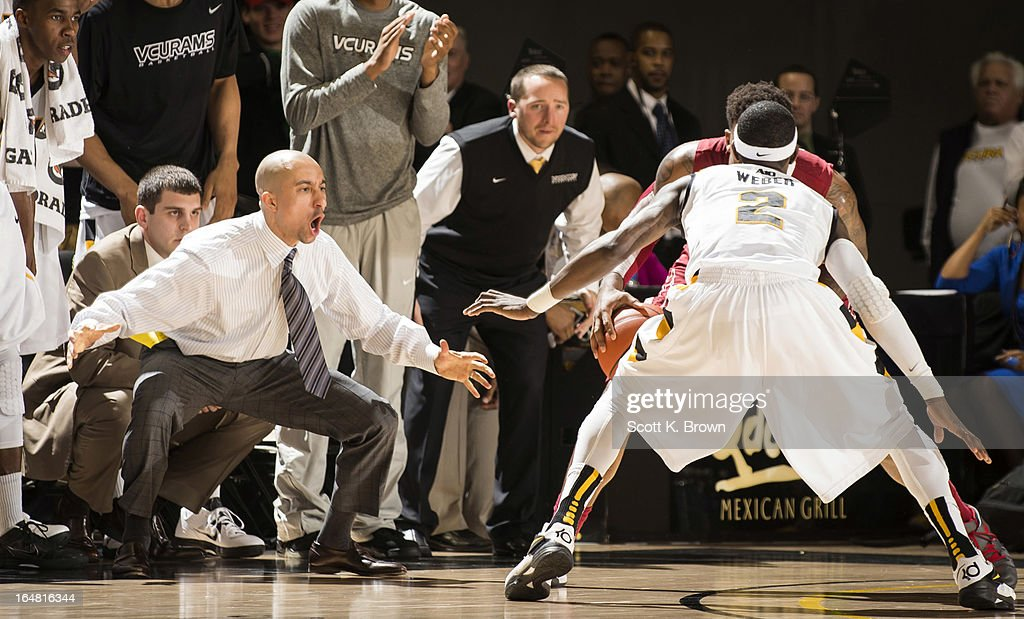 Alabama v VCU : News Photo