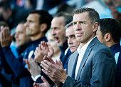 ljubljana slovenia head coach srecko katanec