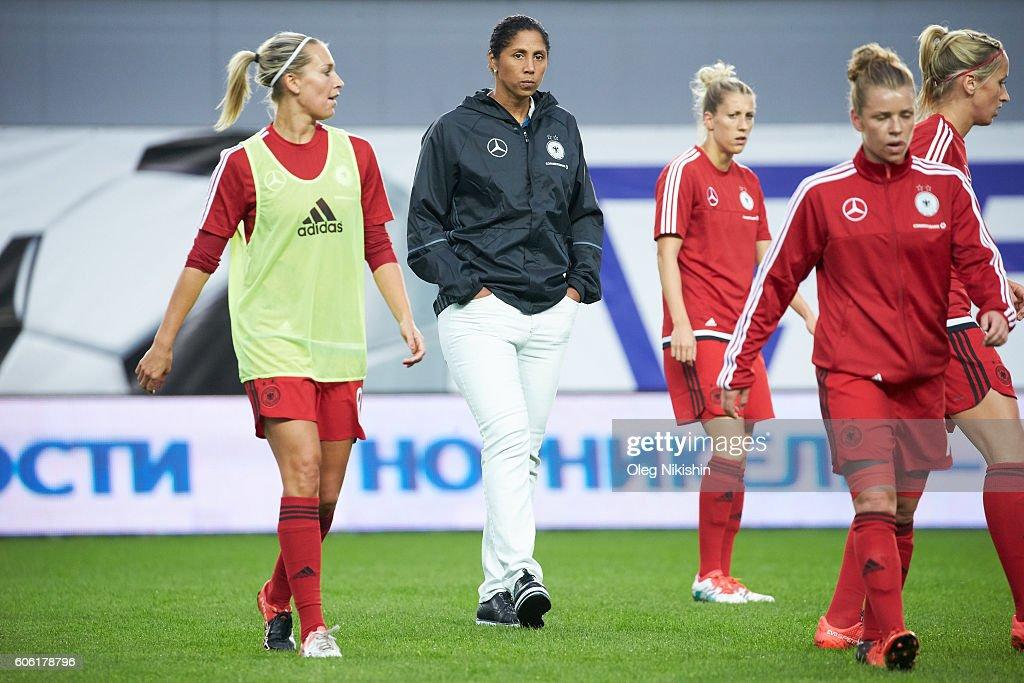 Russia v Germany  - UEFA Women's Euro 2017 Qualifier