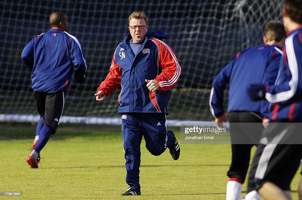 MLS Cup Practice : News Photo