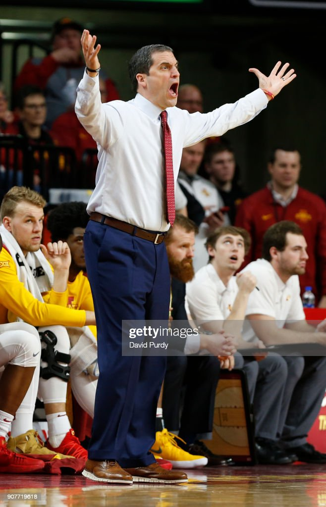 Texas Tech v Iowa State