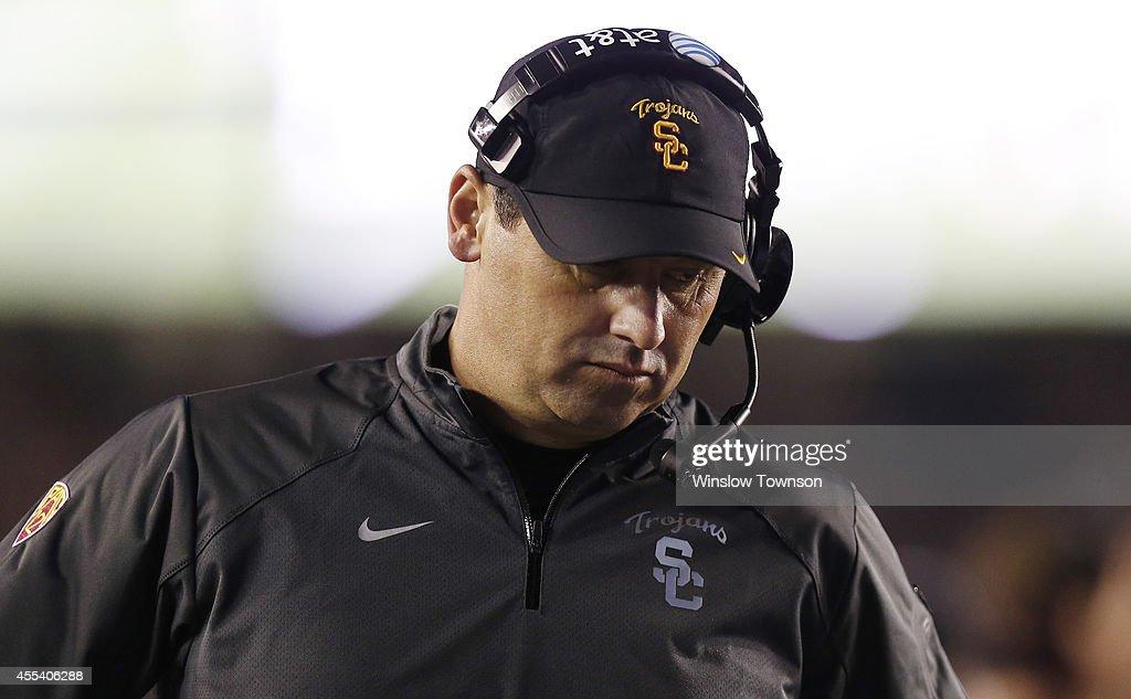 USC v Boston College : News Photo