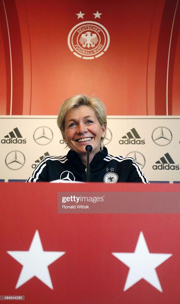 Germany Women's - Training Session : Foto jornalística