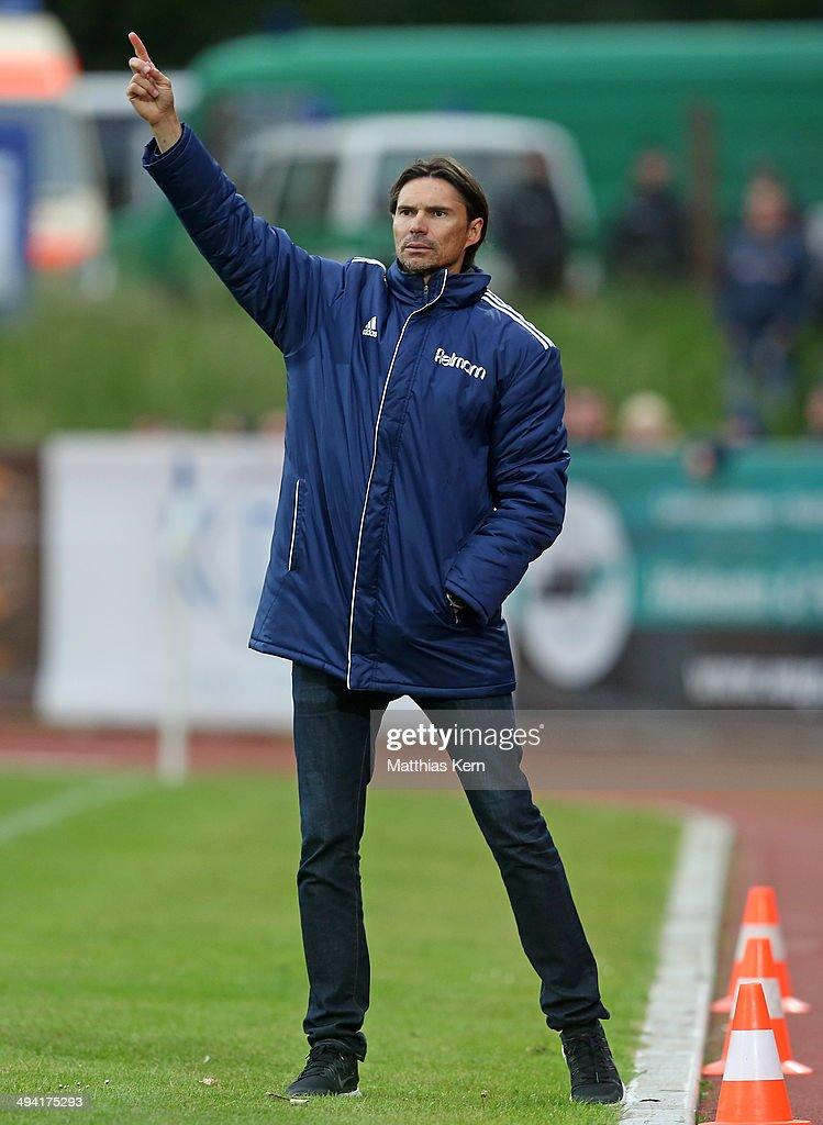 TSG Neustrelitz v 1. FSV Mainz 05 II - 3. Liga Playoff Leg 1
