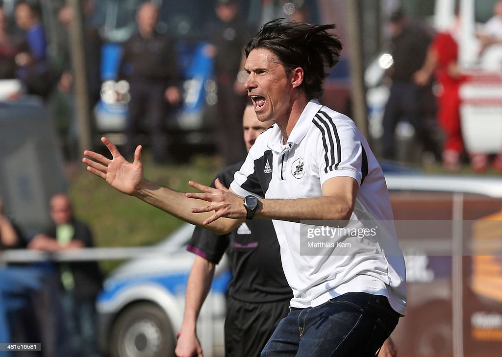 TSG  Neustrelitz v 1. FC Magdeburg - Regionalliga Nordost
