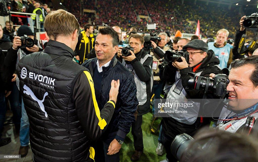 1. FSV Mainz 05 v Borussia Dortmund - Bundesliga : News Photo