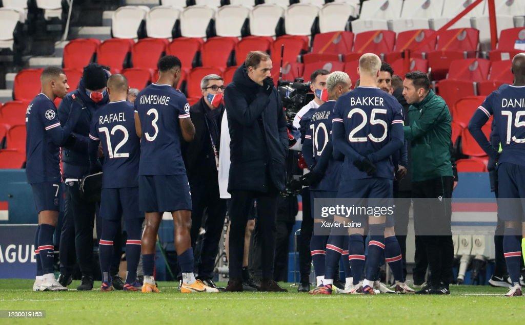 Paris Saint Germain v Istanbul Basaksehir - UEFA Champions League : News Photo