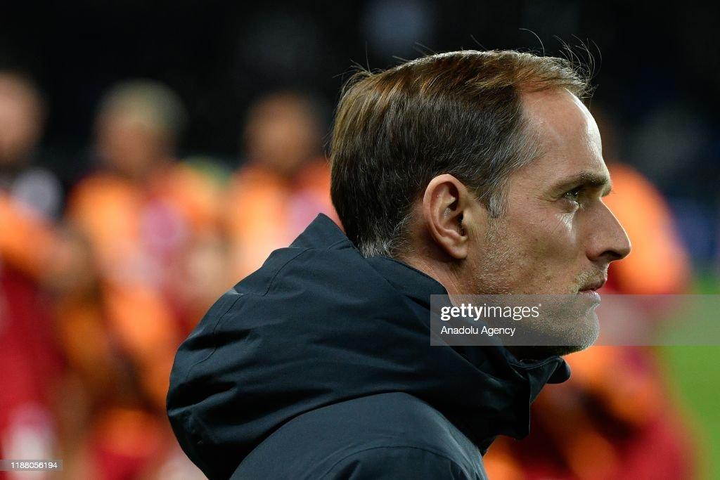 PSG vs Galatasaray: UEFA Champions League : News Photo