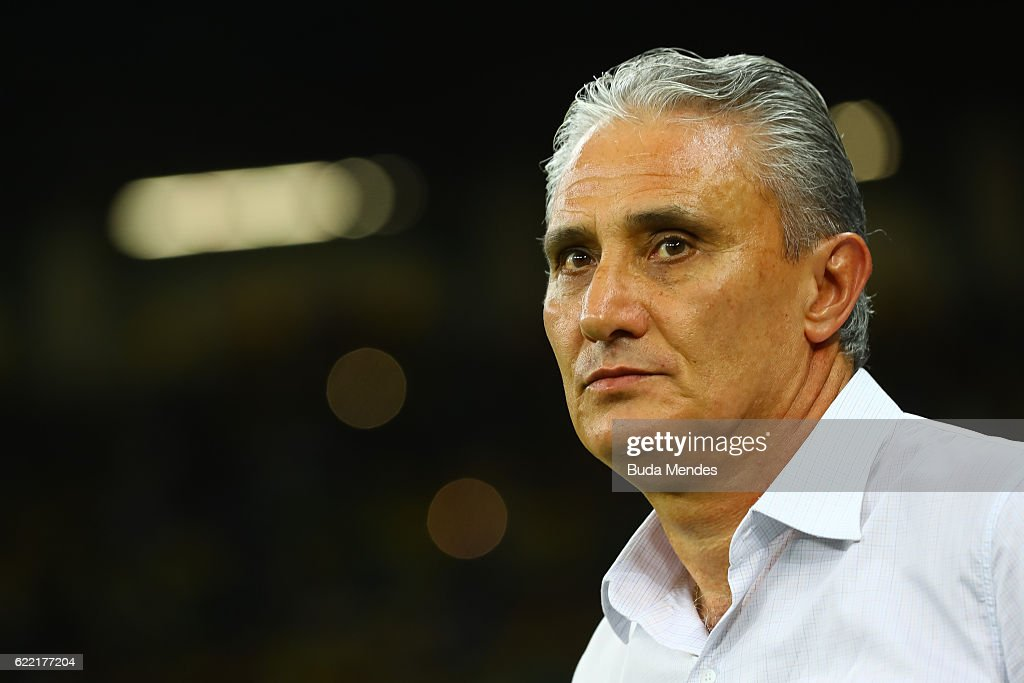 Brazil v Argentina - 2018 FIFA World Cup Russia Qualifier : News Photo