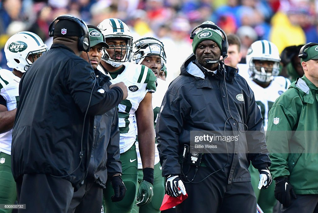 New York Jets v New England Patriots : News Photo
