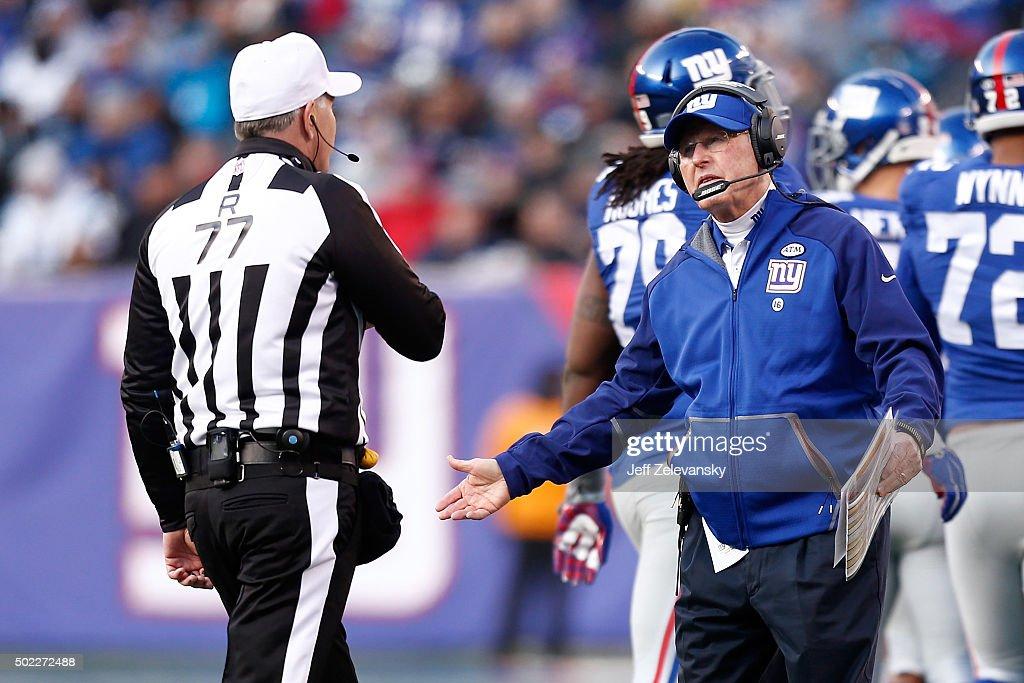 Carolina Panthers v New York Giants : News Photo