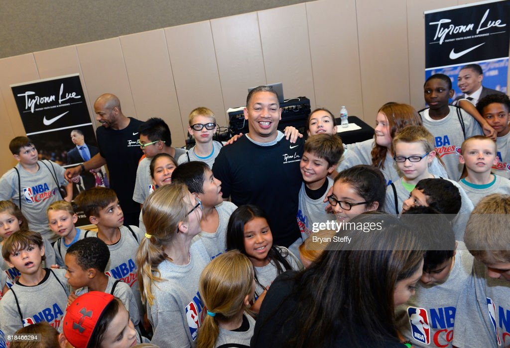Tyronn Lue Youth Clinic & Basketball Experience